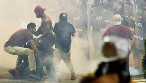 ABD'de sokak gösterilerinin yaşandığı Charlotte'da OHAL kararı