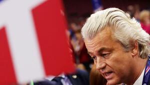 Wilders: Hollanda'ya bir tane bile Türk gelmesin