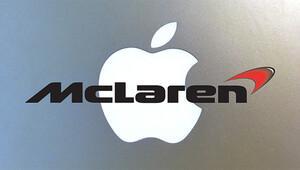 Apple McLaren'ı satın alacak mı?