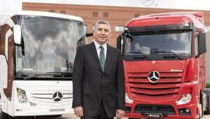 Mercedes-Benz Türk'ün yeni başkanı Süer Sülün oldu