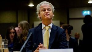 Hollandalı aşırı sağcı lider Wilders: Türklere kapıları kapatalım