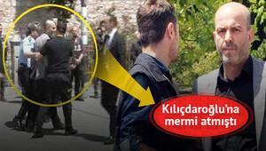Kılıçdaroğlu'nun önüne mermi bırakan kişiyle ilgili vahim iddia