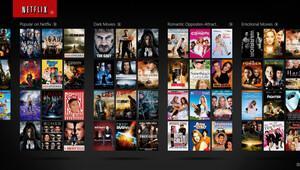Netflix Türkçe hizmet vermeye başladı