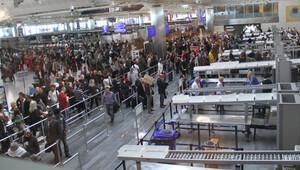 Atatürk Havalimanı'nda yeni dönem