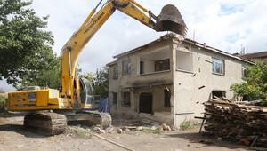 Saraycık'a ilk kazma vuruldu