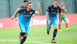 Bayrampaşaspor: 0-1 Bursaspor