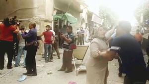 DEAŞ Kilis'e roket attı, TSK mevzilerini imha etti