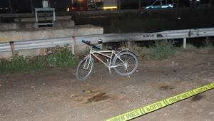 Kayıp Mustafa'nın bisikleti kanal kenarında bulundu