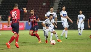 Büyükşehir Gaziantepspor turu penaltılar geçti!