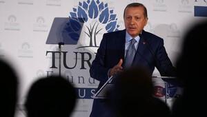 Cumhurbaşkanı Erdoğan: Obama'ya dinletemedik