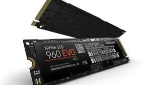 Samsung 960 PRO ve 960 EVO SSD'ler tanıtıldı