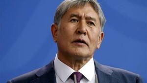 Türkiye'de rahatsızlanan Atambayev'den haber var