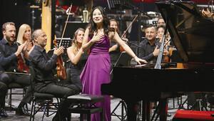 Piyanonun yıldızları Antalya'da