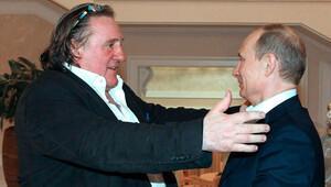 Gerard Depardieu: Rus pasaportuyla kendimi dünya vatandaşı gibi görüyorum