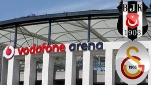 Vodafone Arena'da Dev gösteri hazırlığı