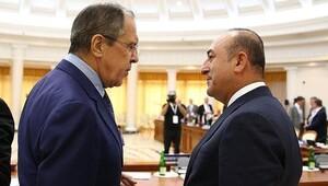 Dışişleri Bakanı Çavuşoğlu: Lavrov'la Rusça pratik fırsatını kaçırmıyorum