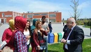 Adıyaman Üniversitesi'nde 21 bin 322 öğrenci eğitime başladı