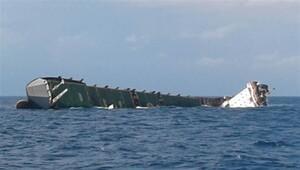 İstanbul merkezli şirketin kuruyük gemisi Sicilya Adası'nda battı
