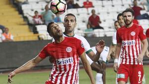 Antalyaspor 0-0 Akhisar Belediyespor / MAÇIN ÖZETİ