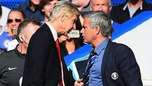 Wenger'den Mourinho'ya olay cevap!