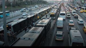 Metrobüste İngiliz trafiği bitiyor