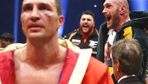 Fury-Klitschko rövanş maçı iptal edildi