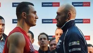 Fury-Klitschko rövanş maçı iptal!