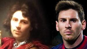 Messi 17. yüzyılda ressam olarak mı yaşadı?