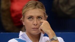 Sharapova'ya men cezasının faturası ağır oldu