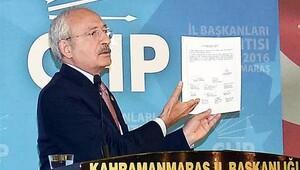 Kılıçdaroğlu: Olağanüstü halde kim fatura ödedi?