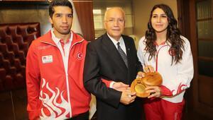 Yenimahalle'nin olimpiyat gururu