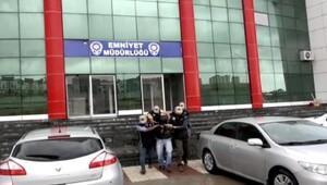3 kızı PKK'ya götürürken yakalandılar