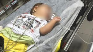 Bursa'da korkunç iddia! 8 aylık bebek uyuşturucu komasına girdi