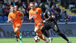 Medipol Başakşehir 2-2 Osmanlıspor
