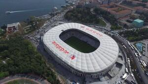 İşte Vodafone Arena'nın derbi öncesi son hali!