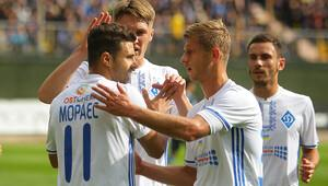 Dinamo Kiev ezdi geçti!