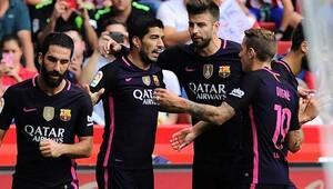 Sporting Gijon 0-5 Barcelona / MAÇIN ÖZETİ