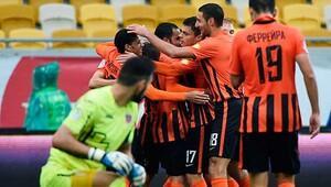 Shakhtar Donetsk, 3 puanı 3 golle aldı
