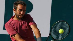 Türk tenisinde bir ilk! Marsel İlhan...