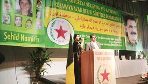 Brüksel'de PYD kongresi