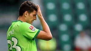 Mario Gomez bunalımda: 4'te 0!
