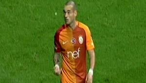 Sneijder'den 'yazı-tura'