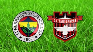 Fenerbahçe Gaziantepspor maçı saat kaçta hangi kanalda?