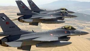 Savaş uçakları ve helikopterler Ankara dışına taşındı