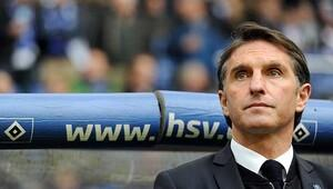 Hamburg, teknik direktör Labbadia'nın görevine son verdi