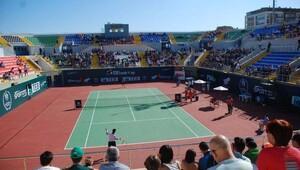 TEB İzmir Cup Atp Challenger Tenis Turnuvası Fotoğrafları