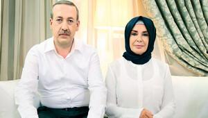 Beyazperdenin Erdoğan çifti