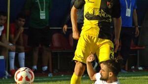 Amed Sportif-İstanbulspor: 1-0