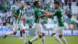 Bursaspor 1-0 Kasımpaşa / MAÇIN ÖZETİ