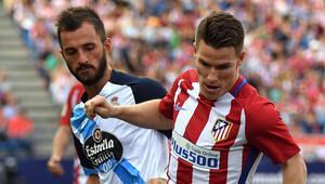 Emre Çolak'lı Deportivo deplasmanda kayıp!